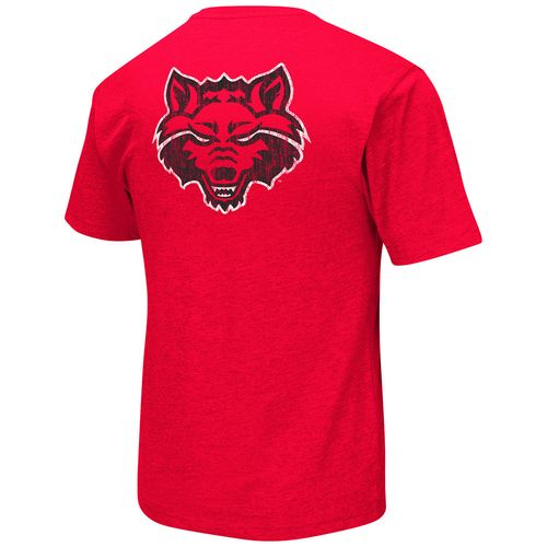 Colosseum Athletics™ Men's Arkansas State University Banya Pocket T-shirt - view number 2