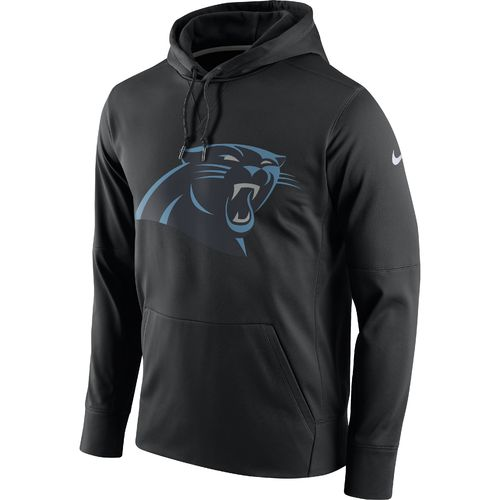 Nike™ Men's Carolina Panthers Logo Essential Hoodie
