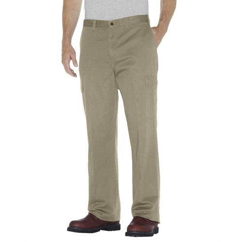 Display product reviews for Dickies Men's Loose Fit Straight Leg Cargo Pant