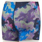 BCG Girls' Printed Moisture Wicking Training Short - view number 2