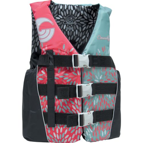 Connelly Girls' Tunnel Nylon Life Vest