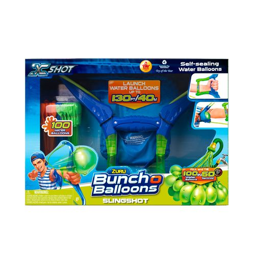 ZURU X-Shot Bunch O Balloons Slingshot - view number 2