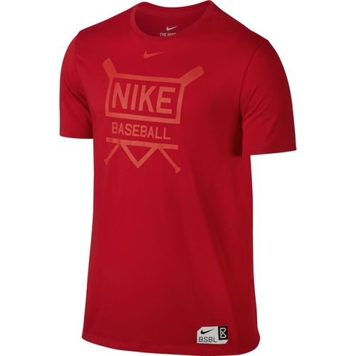Nike Men's BSBL Home Plate DFCT T-shirt