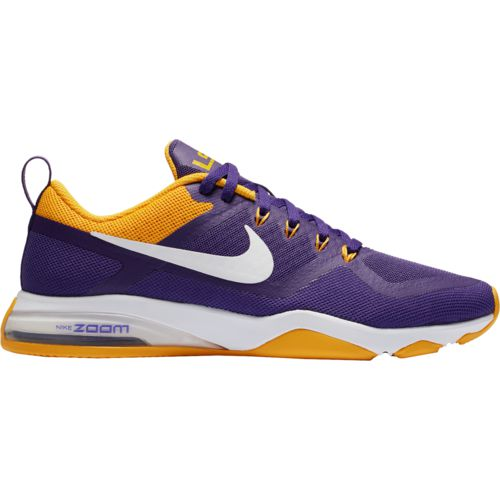 Nike Women's Louisiana State University Zoom Fitness Training Shoes - view number 1
