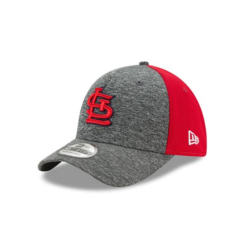 New Era Men's St. Louis Cardinals Shadow Blocker 39THIRTY Cap - view number 1