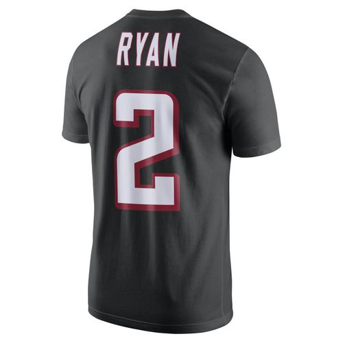 Nike Men's Atlanta Falcons Matt Ryan 2 SB51 Bound '16 Name and Number T-shirt