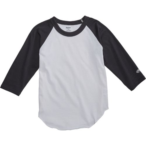 Rawlings Kids' 3/4 Length Sleeve T-shirt - view number 4