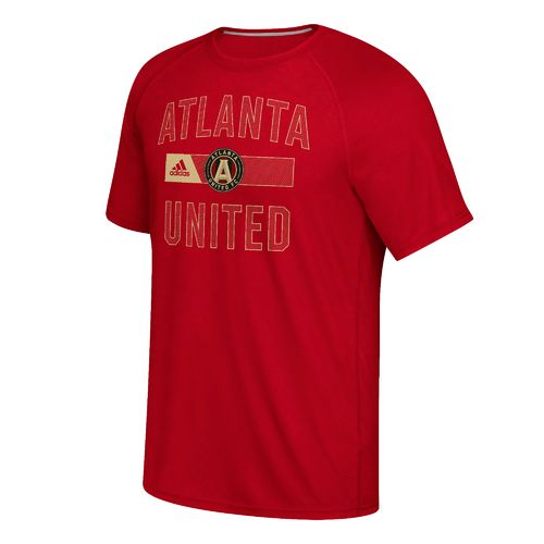 adidas Men's Atlanta United FC Forward Ultimate climalite Short Sleeve T-shirt