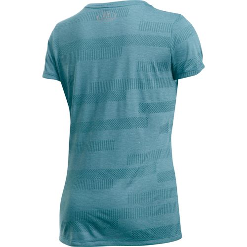 Under Armour Women's Threadborne SSC Jacquard T-shirt - view number 2