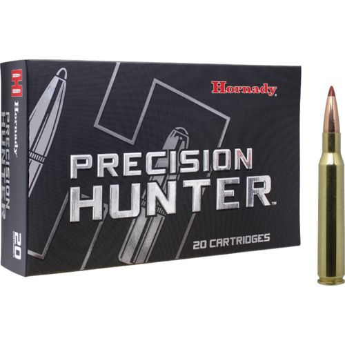 Hornady ELD-X® Precision Hunter® .280 Remington 150-Grain Rifle Ammunition