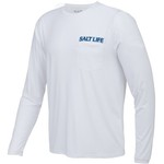 Salt Life Men's Life In The Cast Lane Performance Long Sleeve T-shirt - view number 3