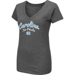 Colosseum Athletics Women's University of North Carolina Team Font Arch T-shirt - view number 1