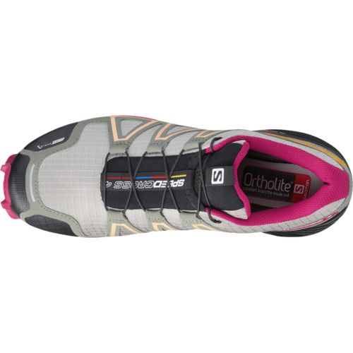 Salomon Women's Speedcross 4 CS Trail Running Shoes - view number 3