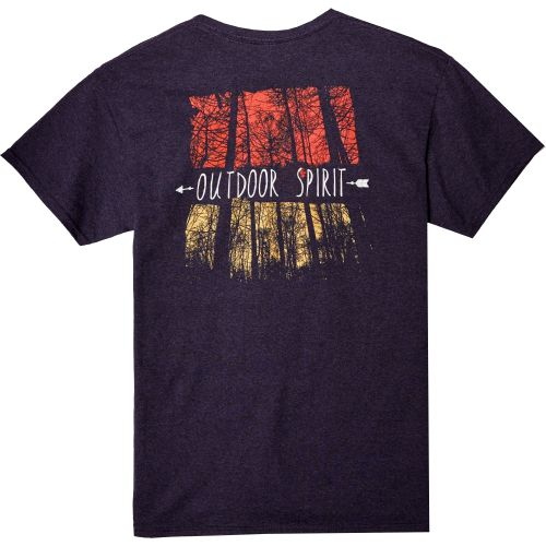 POINT Sportswear Outdoor Enthusiast Men's Outdoor Spirit Short Sleeve T-shirt - view number 4