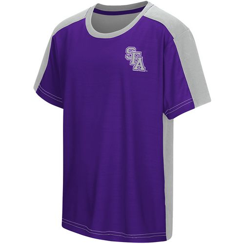 Colosseum Athletics Boys' Stephen F. Austin State University Short Sleeve T-shirt