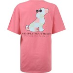 Simply Southern Women's Puppy Short Sleeve T-Shirt - view number 1
