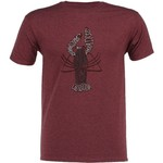 State Love Men's Louisiana Crawfish Short Sleeve T-shirt - view number 1