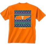 New World Graphics Women's University of Tennessee Terrain State T-shirt - view number 1