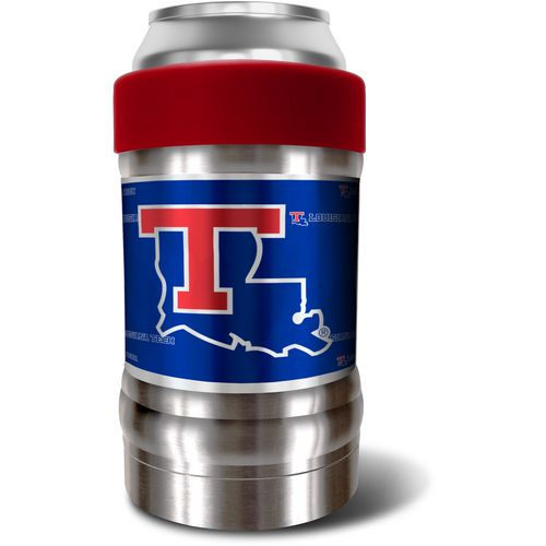 Great American Products Louisiana Tech University LOCKER Vacuum-Insulated 12 oz Can/Bottle Holder