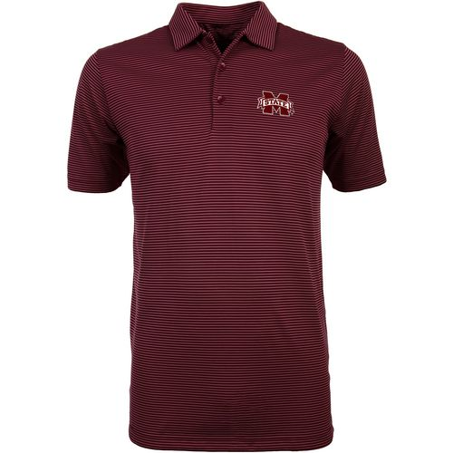 Antigua Men's Mississippi State University Quest Polo Shirt