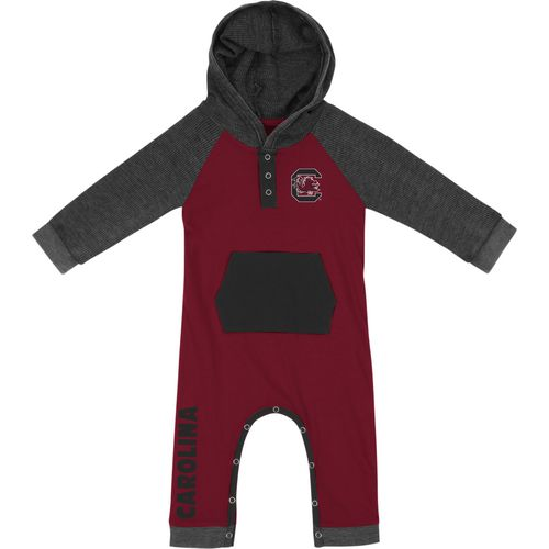Colosseum Athletics Infant Boys' University of South Carolina Truffle Ruffle Onesie