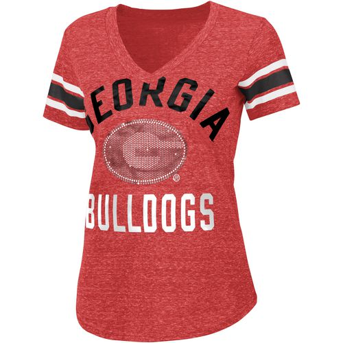 G-III for Her Women's University of Georgia Big Game Top