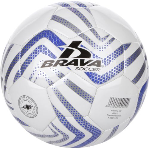 Display product reviews for Brava Soccer Youth Package Soccer Ball