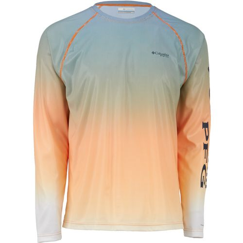 Display product reviews for Columbia Sportswear Men's Solar Shade Printed Long Sleeve T-shirt