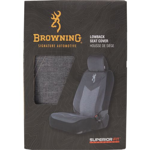 Browning Heathered Low Back Seat Cover - view number 1