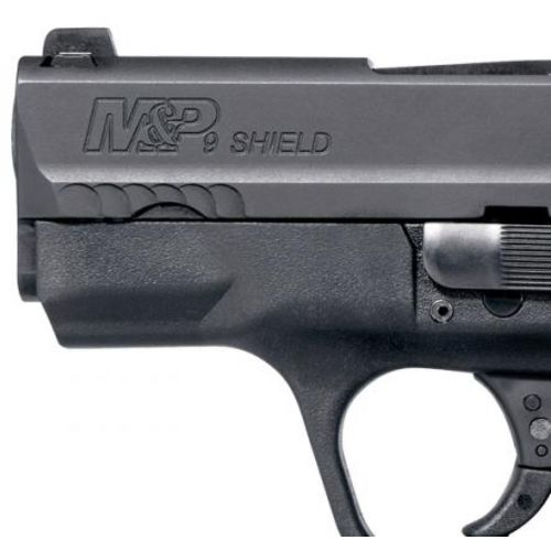 Smith & Wesson M&P9 Shield M2.0 9mm Luger Pistol - view number 5