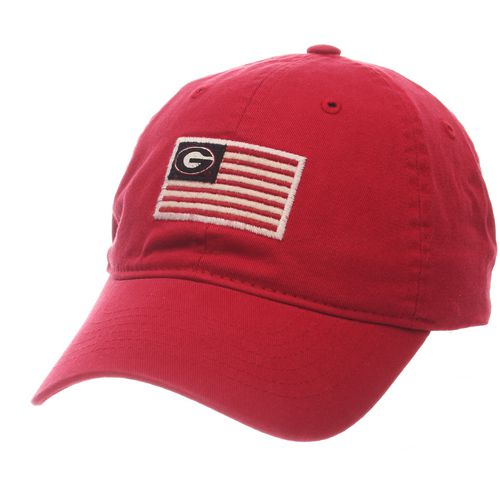 Zephyr Men's University of Georgia Flag Cap