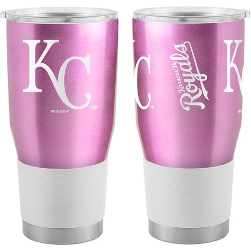 Boelter Brands Kansas City Royals Ultra Pink 30oz Tumbler