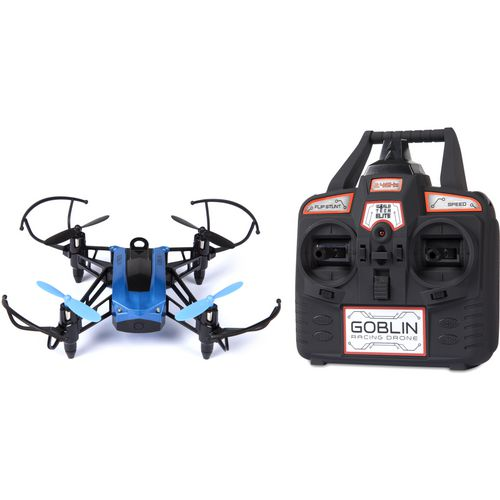World Tech Toys Goblin 2.4 GHz 4.5-Channel RC Racing Drone Quadcopter