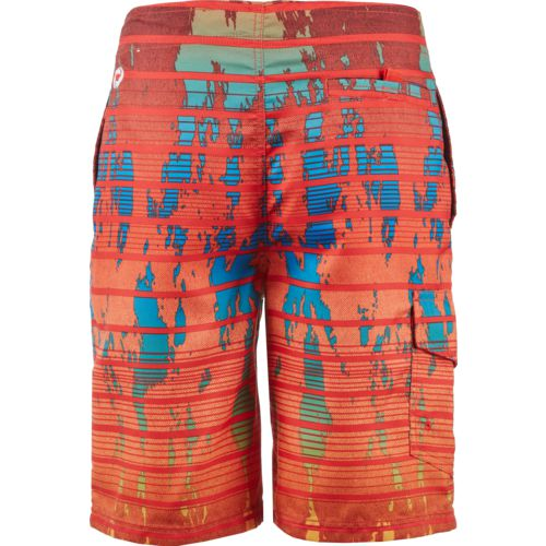 O'Rageous Boys' Typography True Boardshorts - view number 1