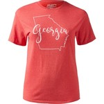 State Love Women's Georgia Script T-shirt - view number 2