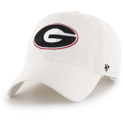'47 University of Georgia Primary Wordmark Clean Up Cap