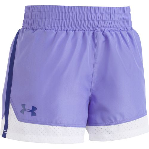 Under Armour Toddler Girls' Solid Sprint Shorts
