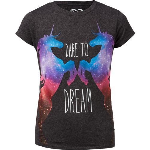 Extreme Concepts Girls' Dare to Dream T-shirt