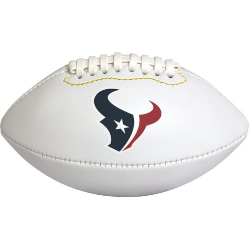 Rawlings Houston Texans Mini Signature Football