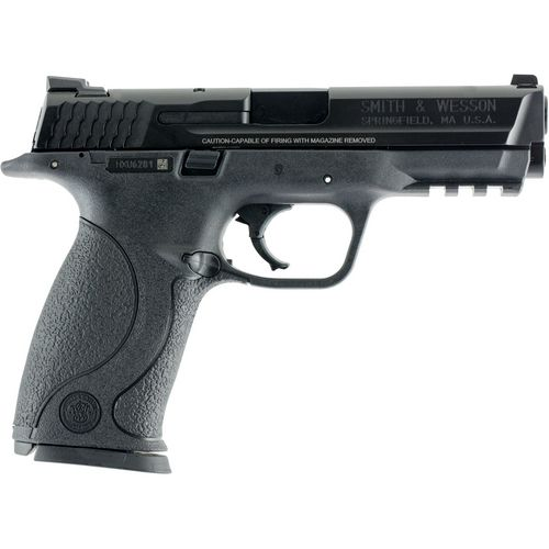Smith & Wesson M&P9 9mm Semiautomatic Pistol Carry and Range Kit
