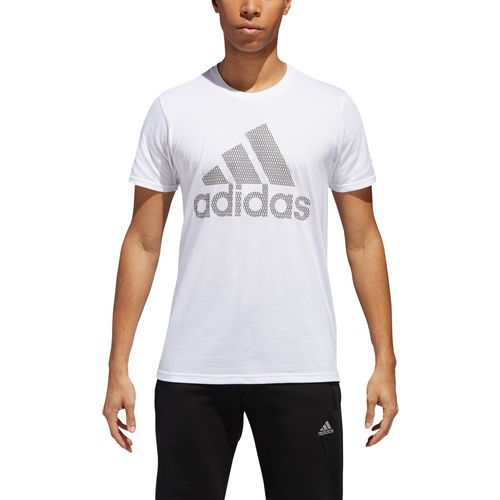 adidas Men's Badge of Sport Sizing T-shirt - view number 2