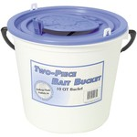 Challenge Plastic Products 10 qt. Bait Bucket - view number 1