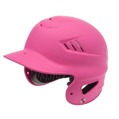 Rawlings® Youth Coolflo® Rubberized Matte Batting Helmet
