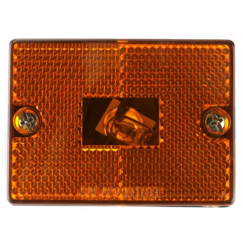 Optronics® Square Marker/Clearance Light with Reflex - view number 1