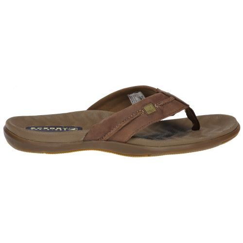 Sperry Men's Double Marlin Sailboat Thong Sandals - view number 1