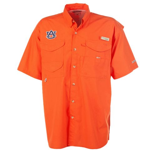 Image for Columbia Sportswear Men's Collegiate Bonehead™ Auburn University Shirt from Academy