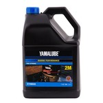 Yamalube® Marine Performance 2-Stroke 1-Gallon Motor Oil