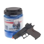 Ultrasonic Premium Grade Airsoft 6 mm BBs 10,000-Pack