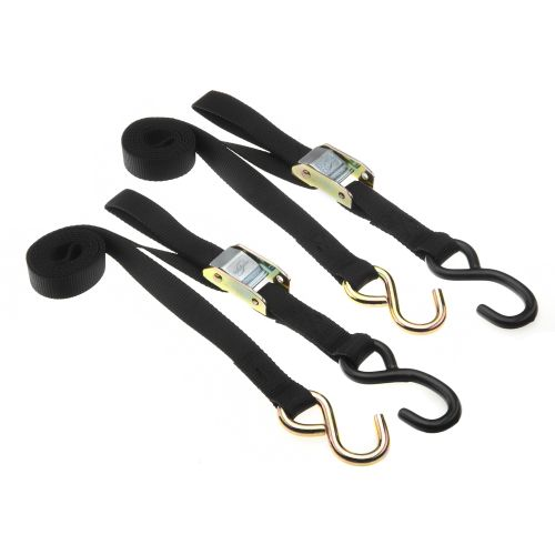 BoatBuckle® Pro-Series Cambuckle Transom Utility Tie-Downs 2-Pack - view number 1