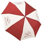 Storm Duds University of Arkansas Super Pocket Mini Umbrella